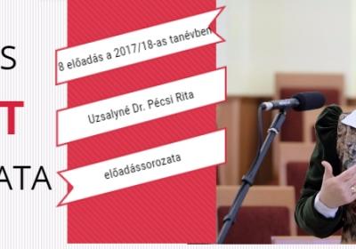 Nevelés az élet szolgálata Pécsi Rita elődassorozata